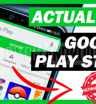 Google Play Store ultima versión