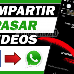compartir videos de facebook a whatsapp